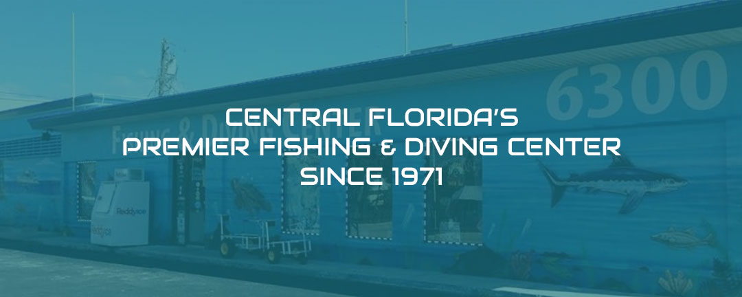 Central Florida's Premier Fishing & Diving Center Since 1971